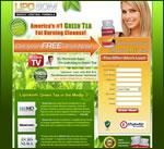 Lipsom Green Tea